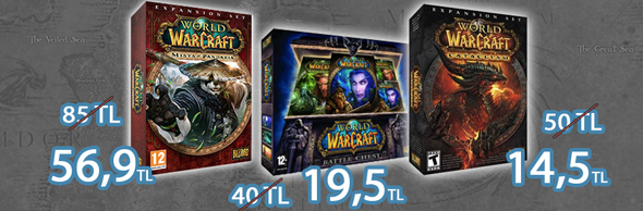 World of Warcraft Cdkey Sanalsaray.com